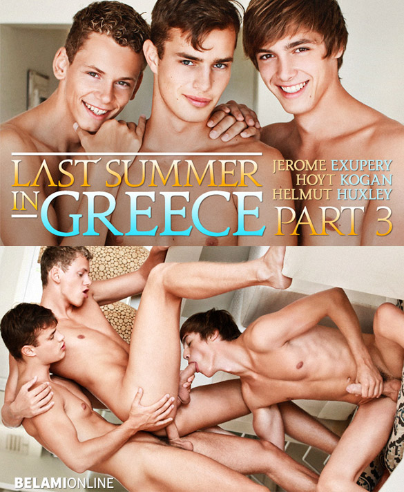 BelAmiOnline – Last Summer in Greece, Part 3