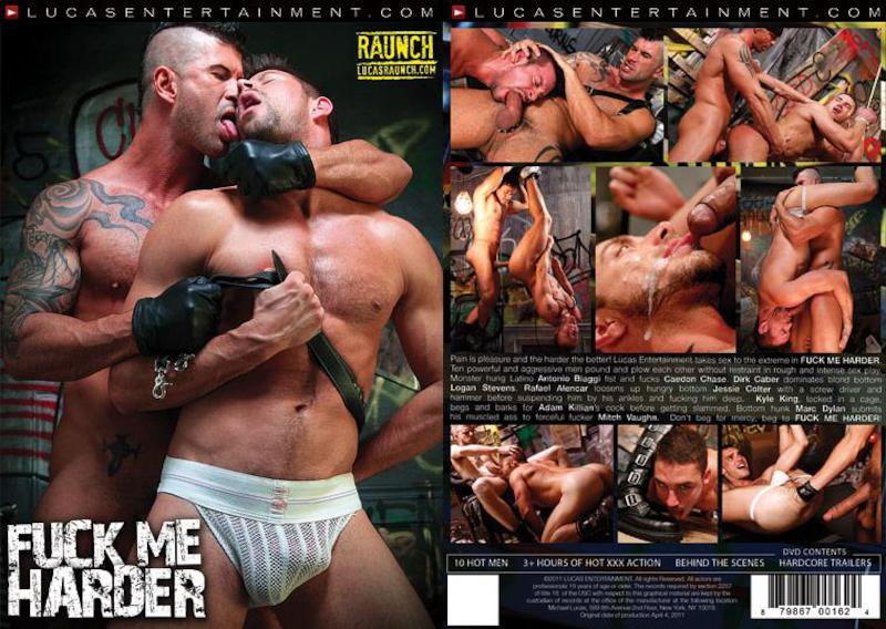 LucasEntertainment – Fuck Me Harder
