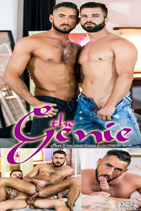MEN – Hector De Silva & Massimo Piano – The Genie Part 2