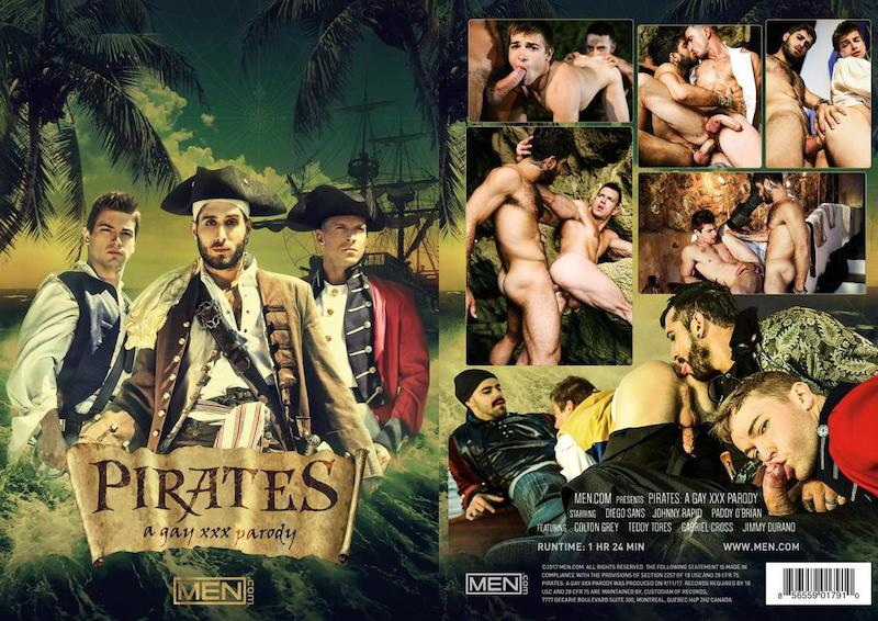 Pirates – A Gay XXX Parody / 2017 Full HD