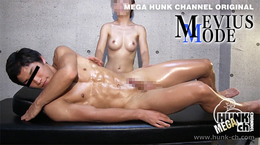 HUNK CHANNEL – MM-0002 – ヒーリング♀エロマッサージでノンケの性感スイッチを強制爆突き!!筋肉美なサッカー少年まこと君が、体に触れる刺激だけで興奮勃起!!