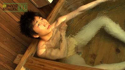 Men's Rush.TV – MR-ON425 – ヤりまくり男子のメインモデルがお風呂でオナニー☆