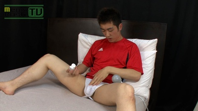 Men's Rush.TV – MR-ON703 – ピチピチの18歳少年の間違ったオナホの使い方みせちゃいます☆