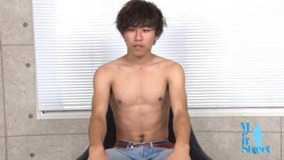 Men's Rush.TV – MS-394 – 初登場☆元高校球児のイケメンノンケが人生初の男フェラに悶絶!