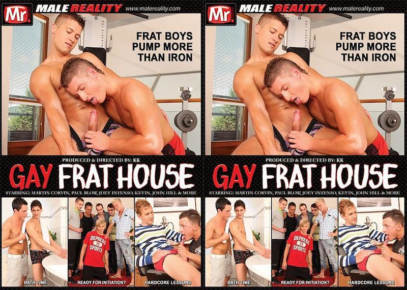 MaleReality – Gay Frat House