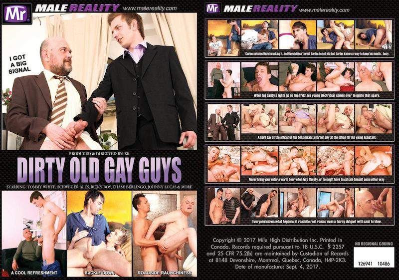 MaleReality – Dirty Old Gay Guys