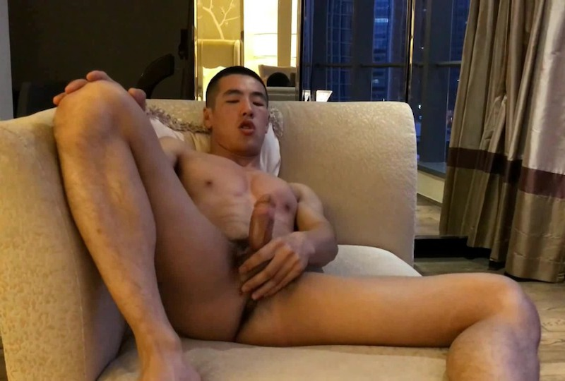 Chinese maleshow – Athlete Guy