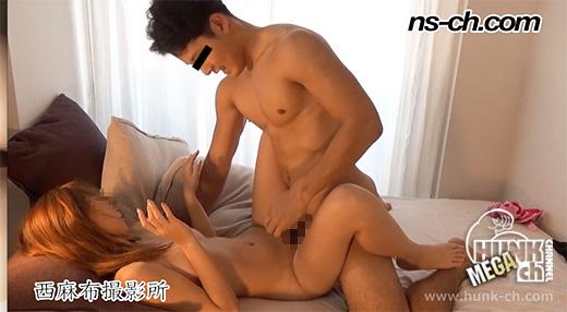 HUNK CHANNEL – NS-254 – 男子大学生のセックス事情!!超早漏男子は何秒耐えられる!?