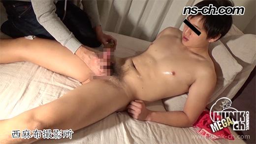 HUNK CHANNEL – NS-290 – ウブな体育会男子初喰い!!