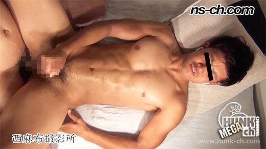 HUNK CHANNEL – NS-332 – 潮吹き男子が初アナル!!掘られながら潮吹いちゃう!!