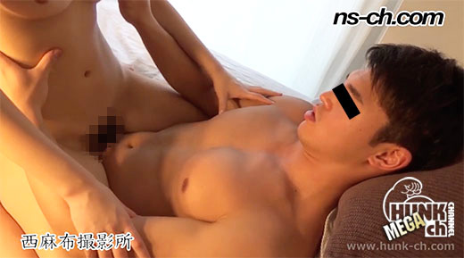 HUNK CHANNEL – NS-343 – S級筋肉男子のセックス事情!!