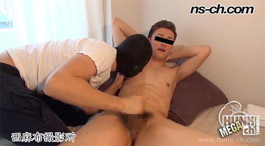 HUNK CHANNEL – NS-369 – 体育会男子を手コキでイカせる!!