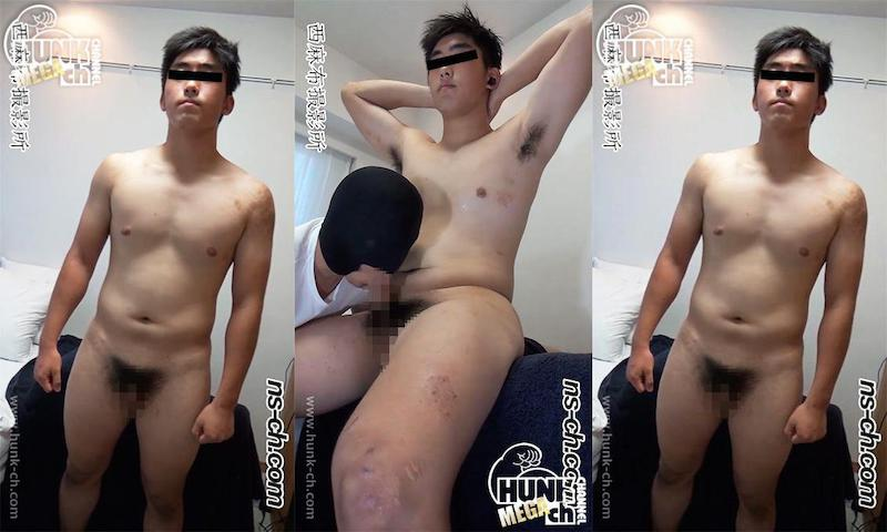 HUNK CHANNEL – NS-391 – 男経験0の体育会男子たち(180cm95kg18歳)