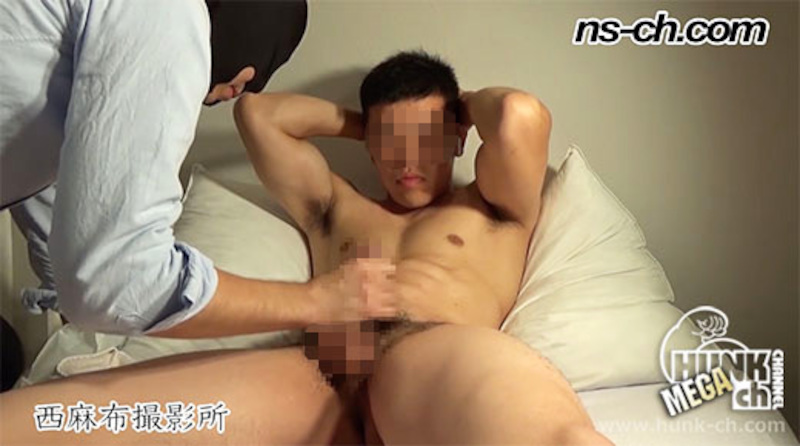 HUNK CHANNEL – NS-401 – S級マッチョのセックス事情!!