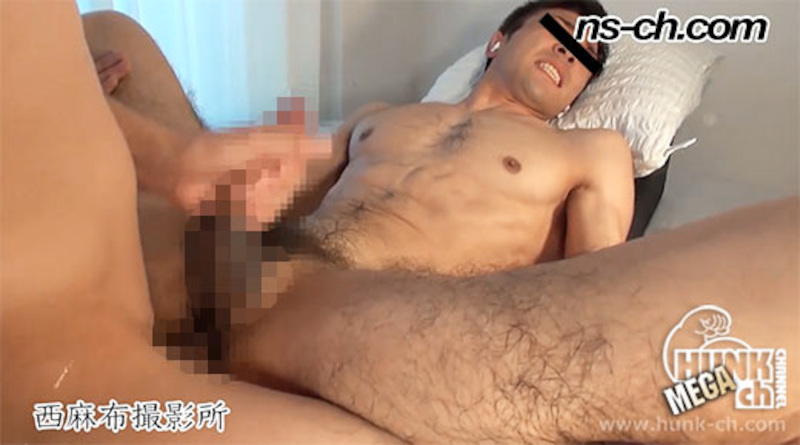HUNK CHANNEL – NS-413 – 元格闘系アスリートを生掘り!!敏感すぎる身体を差し出す!!