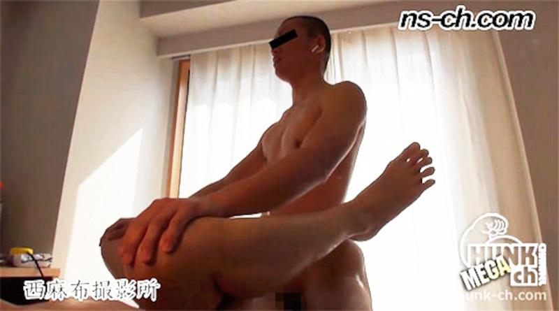 HUNK CHANNEL – NS-422 – ノンケの太い男根でアナル串刺し!!