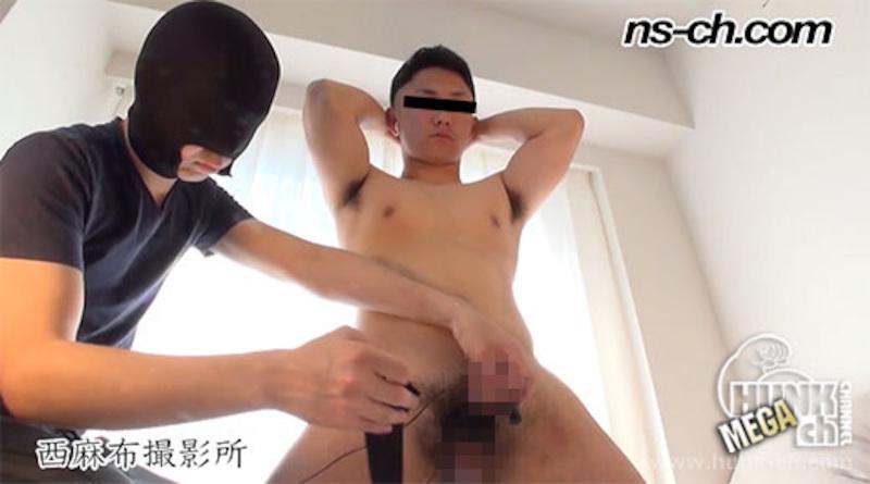 HUNK CHANNEL – NS-431 – ガッチリノンケが仁王立ち!!