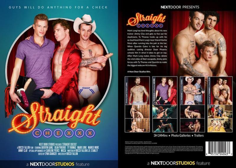 NextDoorStudios – Straight Chexxx