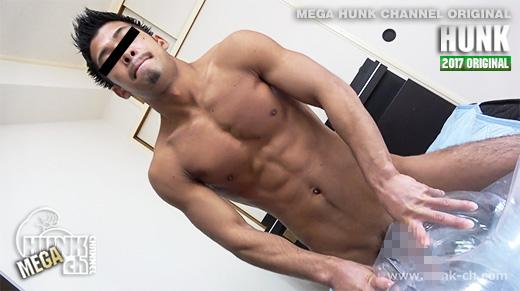 HUNK CHANNEL – GV-OAV578 – 黒くしなやかで卑猥な筋肉を持ったボクサー将馬(しょうま)くん20歳!!透明ダッチに突き刺す上反り雄マラに目が釘付けです!!!