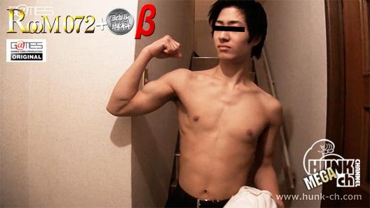 HUNK CHANNEL – GV-OGVR012 – 170cm57kg大人気の超イケメンモデルの陸上部21歳貴之(たかゆき)くん!!