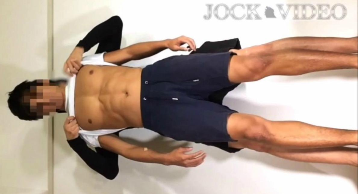 Men's Rush.TV – RSA-028 – 選抜選手 part.26 /先輩に体を預ける秘密の練習後〜前編【アングルB】