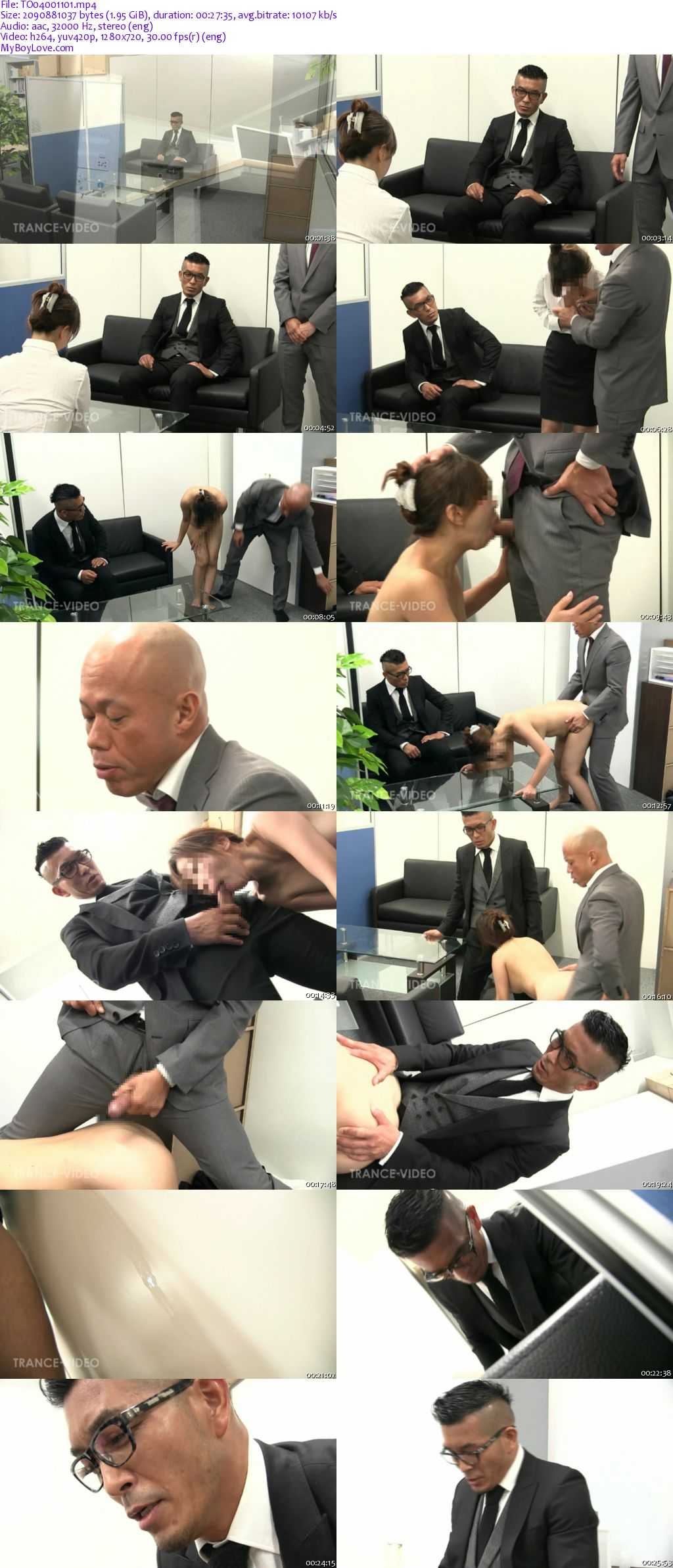 HUNK CHANNEL – TO-GN011 – 男子学性日誌 part11