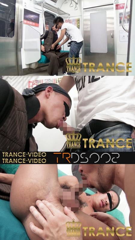 HUNK CHANNEL – TR-DS002 – 男性専用車 Part 2
