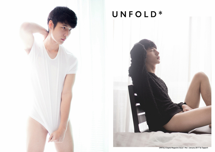 UNFOLD 01 – TAI TAPPARIT