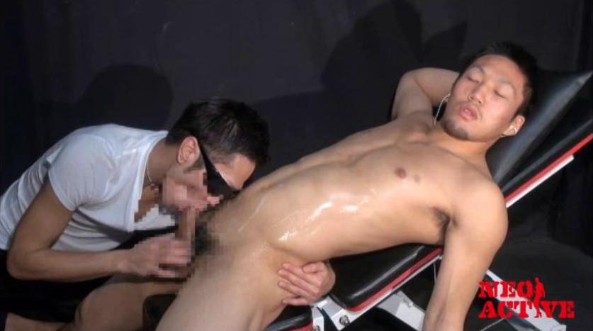 [Future Boy] YA0293 – ガッチリアメフト男子をGET!!超巨根な体育会系男子が初の男責めにノックアウト!!