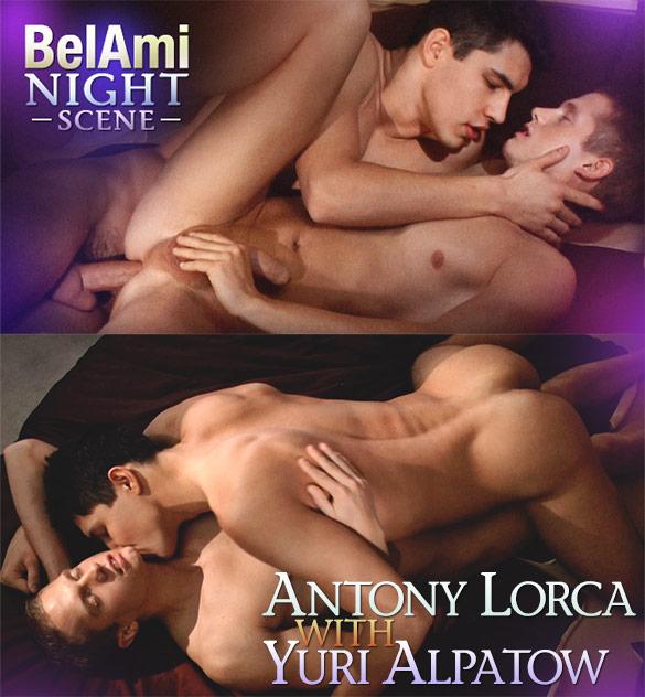 BelAmiOnline – Antony Lorca fucks Yuri Alpatow