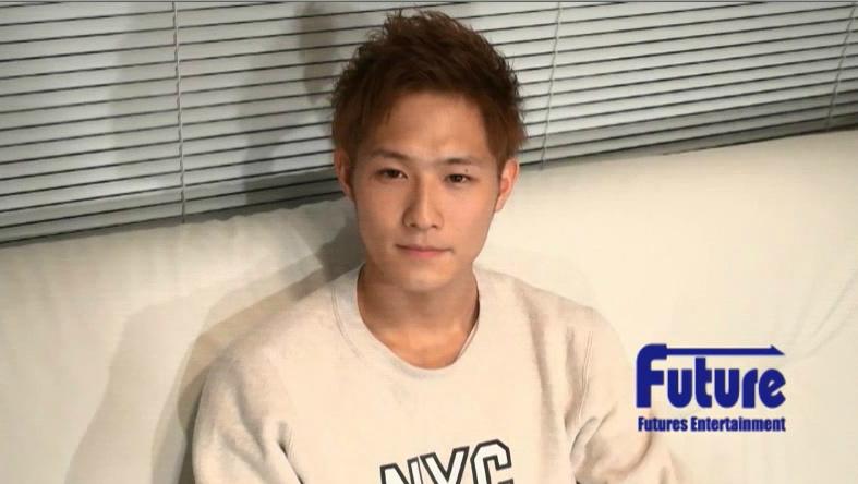 [Future Boy] YC1004486 – 短髪ヤンチャ系男子が初登場☆撮影前から興奮気味な彼が初の男責めに完全ノックアウト!!