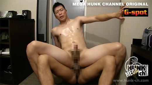 HUNK CHANNEL – GSP-175 – カップル密撮!!筋肉質マッチョとスジ筋くんがホテルの一室で繰り広げるリアルSEX!!