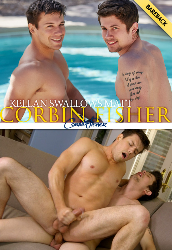 CorbinFisher – Kellan Swallows Matt