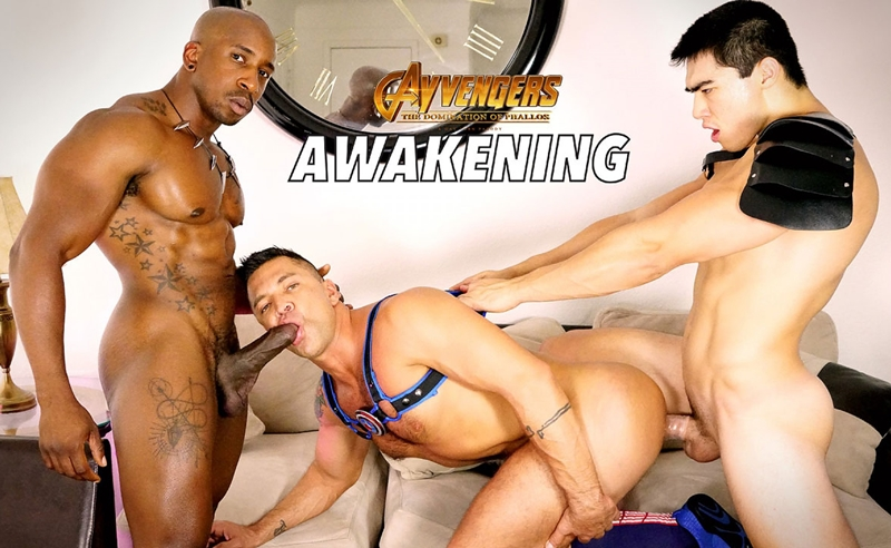 PeterFever – GayVengers Episode 4: Awakening