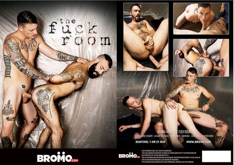 Bromo – The Fuck Room [2017]