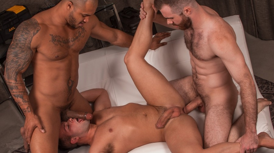 TitanMen – West Texas Park & Ride: 3-way With Matthew, Jason & Luke