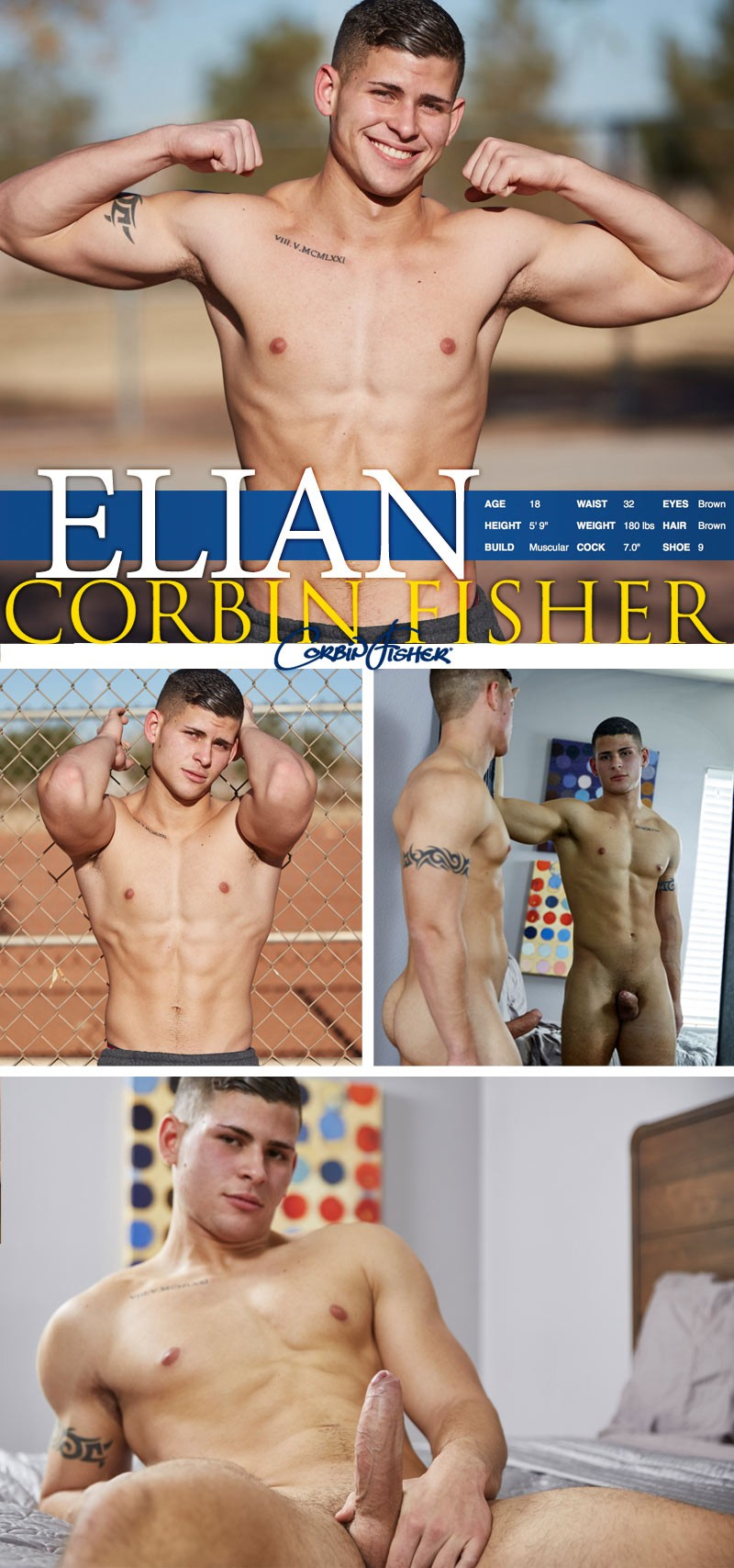 CorbinFisher – ACM – Elian