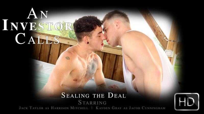 UKHotJocks – Sealing the Deal