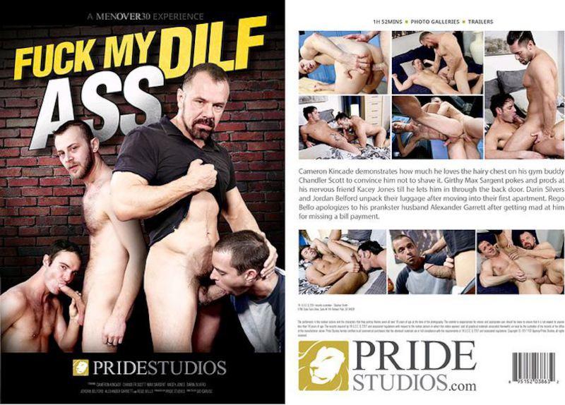 PrideStudios – Fuck My DILF Ass
