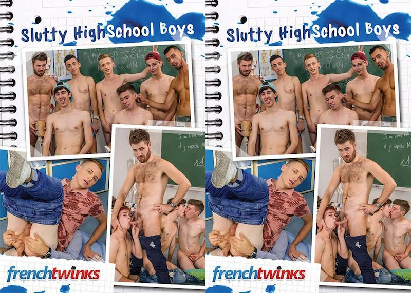 FrenchTwinks – Slutty HighSchool Boys