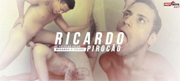 HotBoys – Novinho levando Pirocada do Ricardao – Ricardo Pirocao & Felipe Leonel