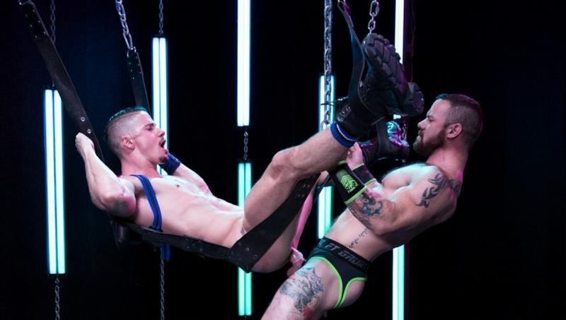 GayLifeNetwork – Billy Rubens, Janusz Gol & Luke Desmond