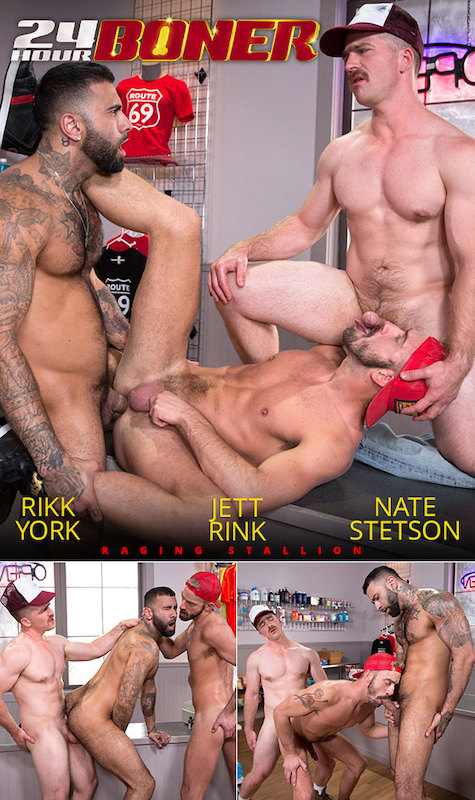 RagingStallion – 24 Hour Boner, Scene #07