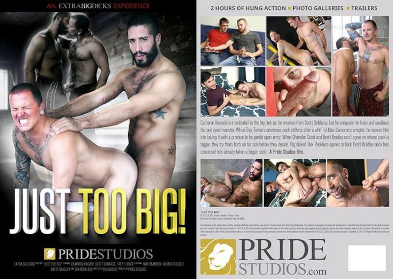 PrideStudios – Just Too Big [2017]