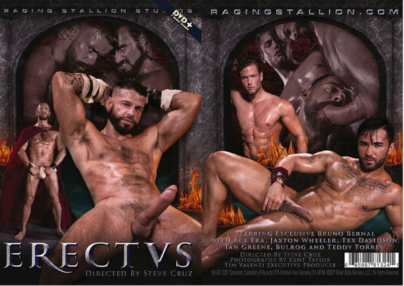 RagingStallion – ERECTUS [2017]