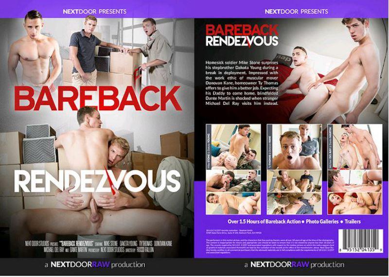 NextDoorRaw – Bareback Rendezvous