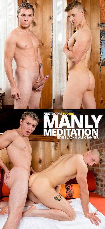 NextDoorRaw – Manly Meditation (Bareback)