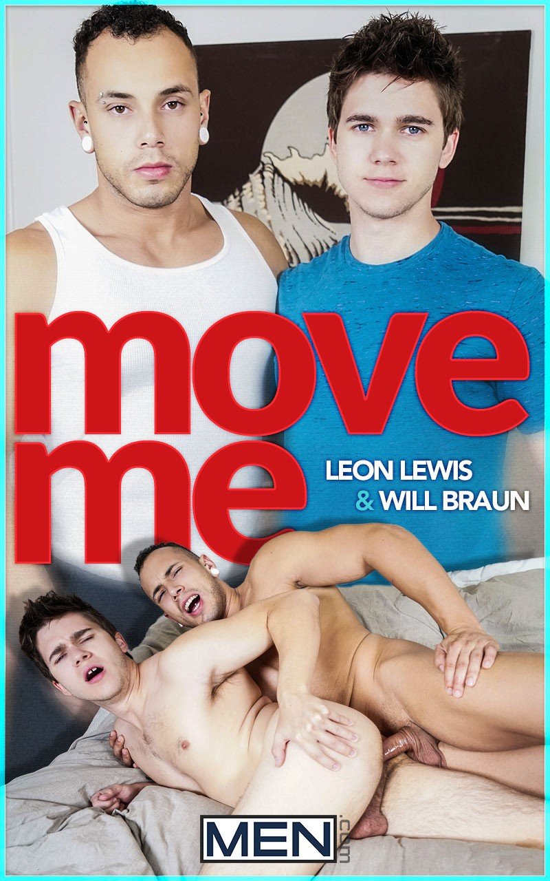 MEN – Move Me – Leon Lewis & Will Braun
