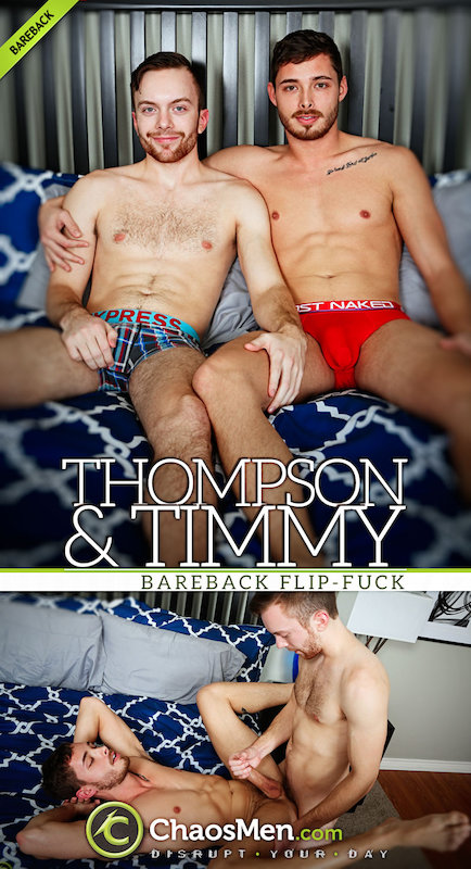 ChaosMen – Thompson & Timmy RAW