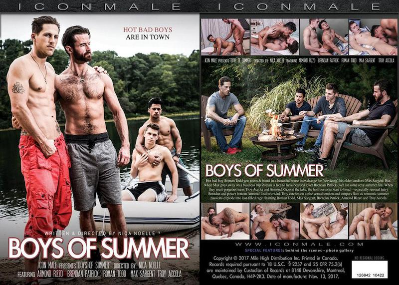 IconMale – Boys of Summer